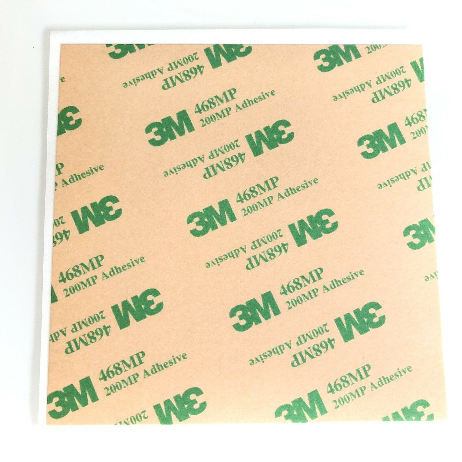 Image 2 - 3M 468MP 10 x 8cm Sheet Double Sided Adhesive Tape 4 Touch Screen Phone Repair