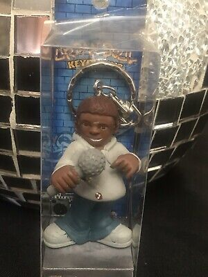 Keychain New Still in Package Boombox Urban Soul