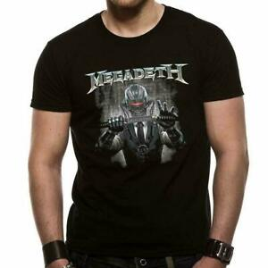 Megadeth-Rust-In-Peace-Blade-T-Shirt-Official-S-L-XL-NEW