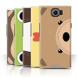 best sneakers dacc9 82660 Details about STUFF4 Phone Case/Back Cover for BlackBerry Priv /Animal  Stitch Effect