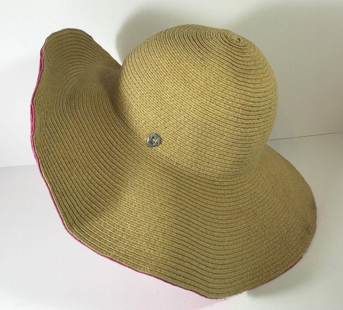 DSY Floppy Hat 100% Paper Straw Classic Straw Hot… - image 5