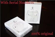 Original Genuine Remote&Mic EarPods Earphones For Apple iPhone 6 6S Plus 5S 5 S