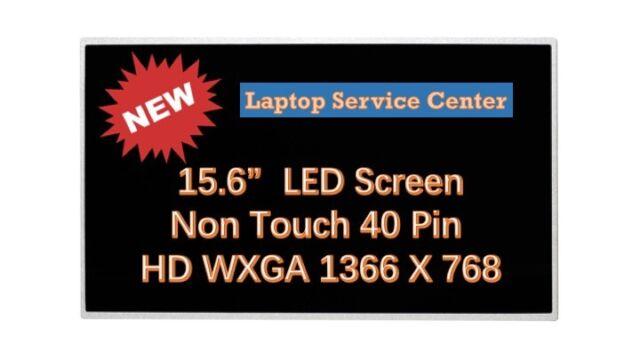 Toshiba SATELLITE C55D-A5170 Laptop Screen 15.6 LED BOTTOM LEFT WXGA HD