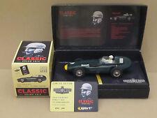 Scalextric C2552A Vanwall F1 1957 German GP Sterling Moss Ltd Ed 1:32 Slot Car