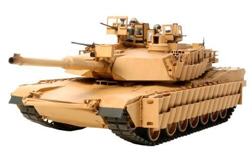 TAMIYA 1 35 U.S. Main Battle Tank M1A2 SEP Abrams TUSK II Model Kit NEW Japan
