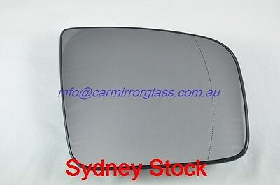 RIGHT DRIVER SIDE MERCEDES BENZ VITO 2011-2015 MIRROR GLASS WITH BASE