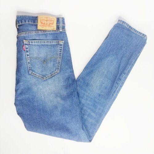 Levi's 510 Men's 33 x 31 Skinny Straight Jeans Med