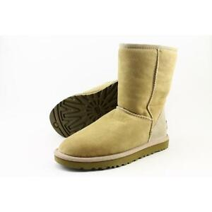 170f8455e63 UGG Australia Womens 5825 Classic Short Slip on Boot Sand 5