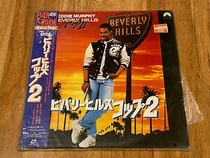 Beverly Hills Cop 2 Ii 1987 Pilf 1230 Japan Ver Laserdisc Laser Disc Ld Ebay