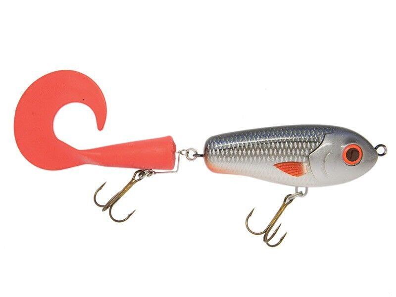 STRIKE PRO Wolf Tail Tail Tail   23cm 120g   sinking   EG159-   señuelos 31cf00
