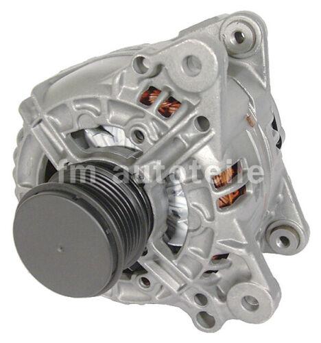 2.0 TDI Lichtmaschine VW TOURAN 1T1, 1T2