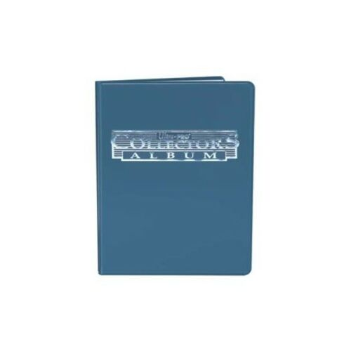 Ultra Pro 4 Pocket Blue A5 Trading Card Portfolio