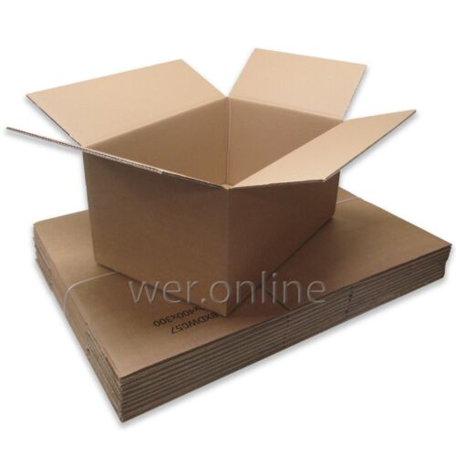 STRONG DW CARDBOARD BOXES *MULTI LISTING* HOME REMOVAL STORAGE PACKING CARTONS