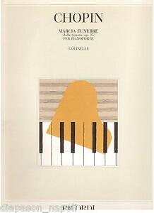 Chopin: Getriebe Leichenwagen Aus Sonata Op.35 Für Klavier (Colinelli) -