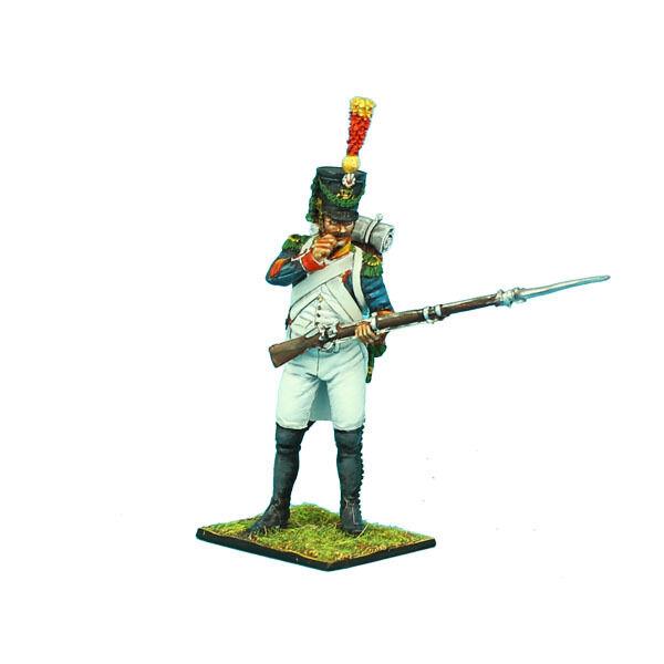Första legionen  NAP0346 Franska 18 e infanteriet Voltilgur Korpral
