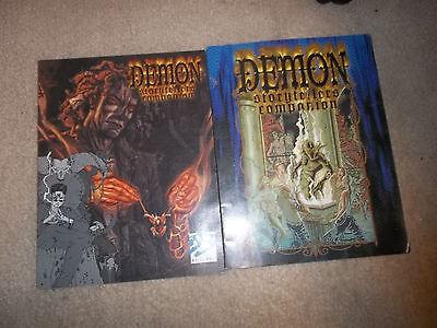 Demon the Fallen Screen and Companion