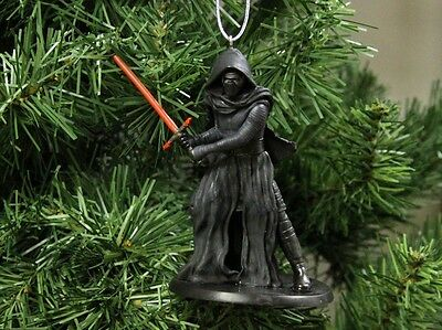 "Star Wars ""Kylo Ren"" The Force Awakens, Christmas Ornament"