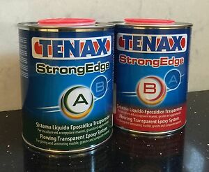 TENAX-EPOXY-GLUE-STRONG-EDGE-Liquid-Transparent-For-Granite-Marble-A-B-1-1Lt