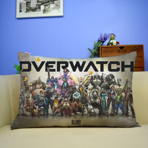 Game Overwatch Pillow 40*60 CM Birthday Gift Holiday Gift
