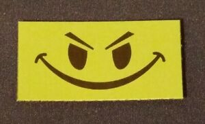 EVIL-SMILEY-IR-PATCH-MB-ON-OD-GREEN-HOOK-BACKING