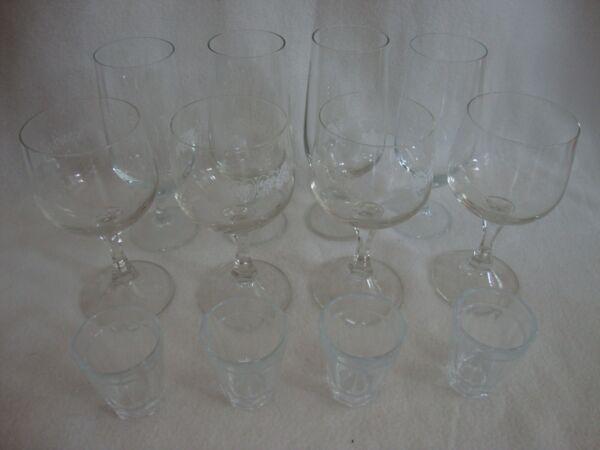 12x Gläser Sekt Wein Likör #3