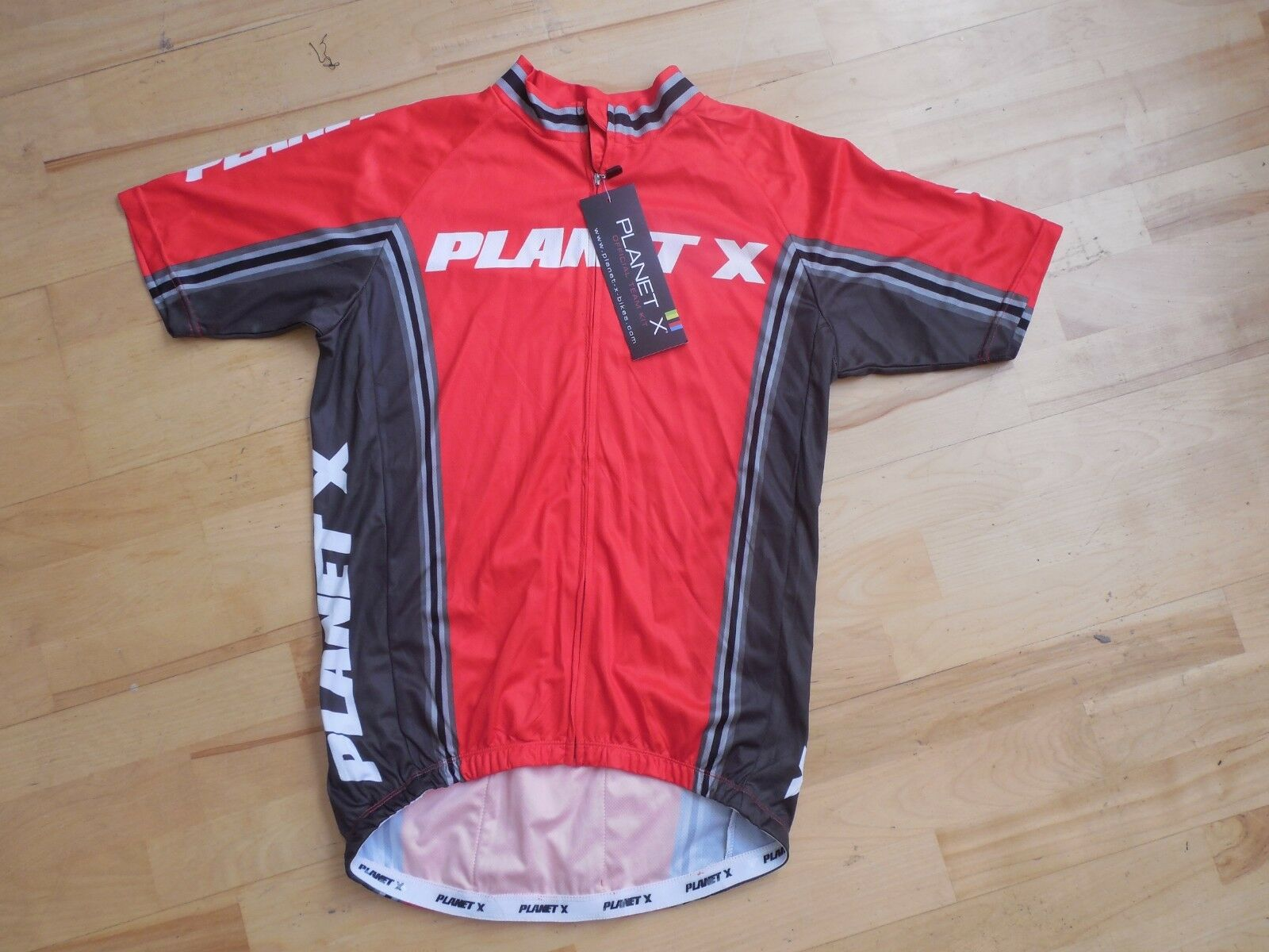 Planet  X Road Full Zip Bike Cycling Jersey New Size Large Mens  supply quality product