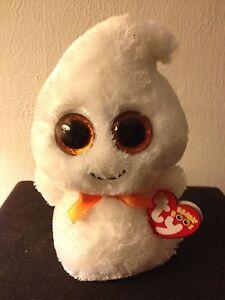 Ty Beanie Boo Boos Ghosty the Halloween Ghost 6