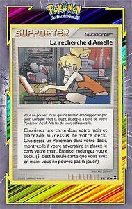 Carte Pokemon Neuve Française La volonté d/'Adrien Platine 02-91//111