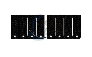 Carbon Membrane Reeds Convient à Husqvarna Qui 125-afficher Le Titre D'origine Service Durable