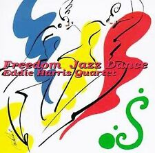 EDDIE HARRIS QUARTET  Freedom Jazz Dance  MINT JAZZ CD
