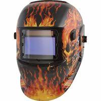 Speedway Solar Powered Auto Darkening Welding Helmet Mpn/model 7664 on sale