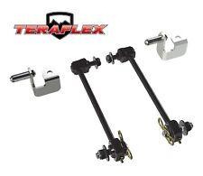 "TeraFlex 0""-2.5"" Front Swaybar Quick Disconnect Kit 2007-2017 Jeep Wrangler JK"