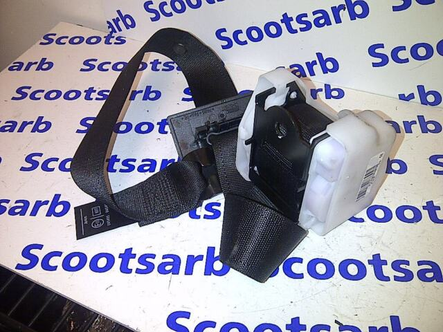 SAAB 9-3 93 Rear Centre Seat Belt Unit 2006 07 08 09 10 12765019 5-Door Estate
