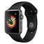 Apple-Watch-Series-3-GPS-42mm-Space-Gray-Aluminum-Case-MTF32LL-A thumbnail 1