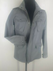 Cotton medium Republic Recent SmallFit Jacket Banana Small Fatique Blend uT13KlFJc