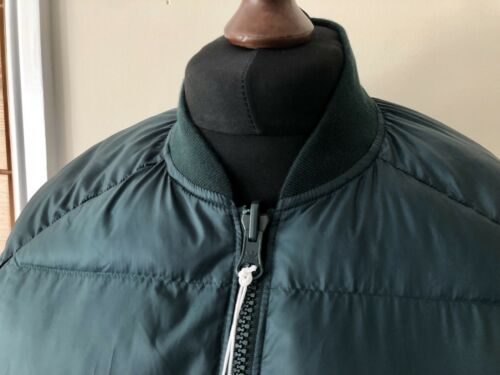 Adidas Puffa Jacket Originals Sst Sz Medium raro Reversible Molto Coat Superstar TT14qwS
