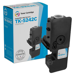 LD-Compatible-Kyocera-TK-5242C-1T02R7CUS0-Cyan-Toner-for-M5526cdw-amp-P5026cdw