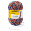 9 €//100g regia 4-fädig color 50g calcetines lana color 05478 brasil salvador