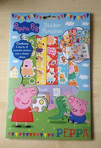 Pepper Pig Sticker Paradise