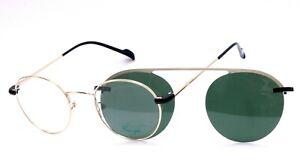 AgréAble Occhiale Da Vista / Eyeglasses Four Eyes Ey499 C3 + Clip Sole/sun Magnetico