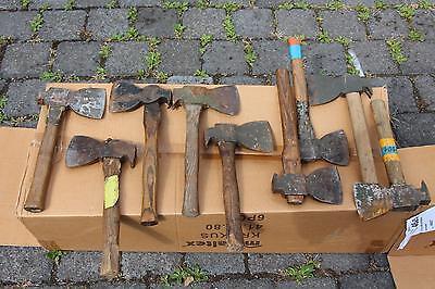 1 Klauenbeil Original Bundeswehr Beil, Axt, Pionieraxt,Nagelzieher mit Mängel