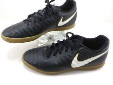 cb0640c46 item 7 Mens Nike Tiempo X Rio IV IC Black Indoor Court Soccer Shoes  897769-002 NWOB 9.5 -Mens Nike Tiempo X Rio IV IC Black Indoor Court Soccer  Shoes ...