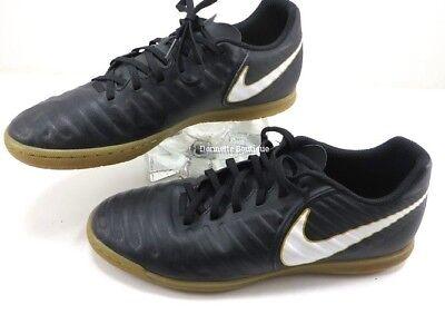 Mens Nike Tiempo X Rio IV IC Black