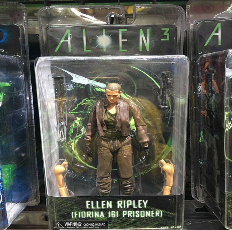 Aliens 3 Dog Alien Weyland Weyland Weyland Yutani Commando Ellen Ripley Action Figure Model Toy 2a95c4