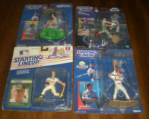 4  MARK MCGWIRE STARTING LINE UP