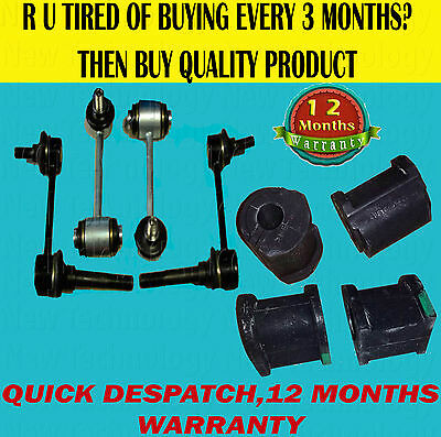 FOR LEXUS IS200 IS300 2x FRONT ANTIROLL BAR STABILISER SWAY BAR DROP LINKS 99-05