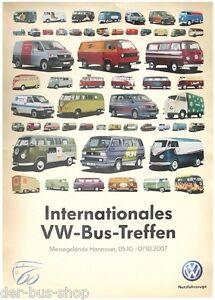 VW-Bus-60-Jahre-Treffen-Hannover-2007-Treffen-Poster-DinA2