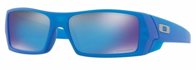 c1f6aa518a5 Oakley Men s Gascan OO 9014-34 60 X Ray Blue Sapphire Prizm Lens Sunglasses  New