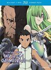 Tenchi Muyo War on Geminar Part 2 Region BLURAY & R1 DVD Combo