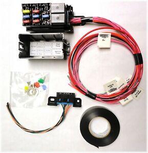 ls swap relay & fuse box sa-1500 stand alone harness kit lsx 4.8 5.3 6.0  6.2   ebay  ebay